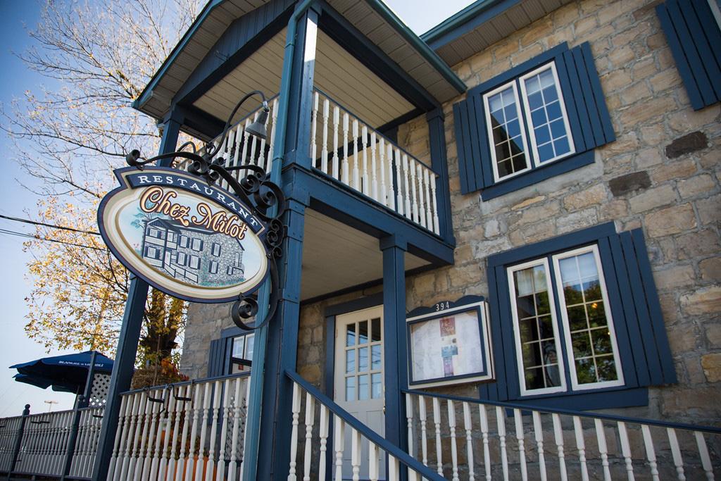 Restaurant Chez Milot Boisbriand